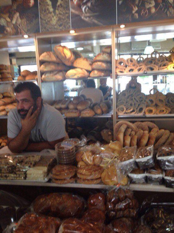 Pánico en la panadería a la 'traición' de