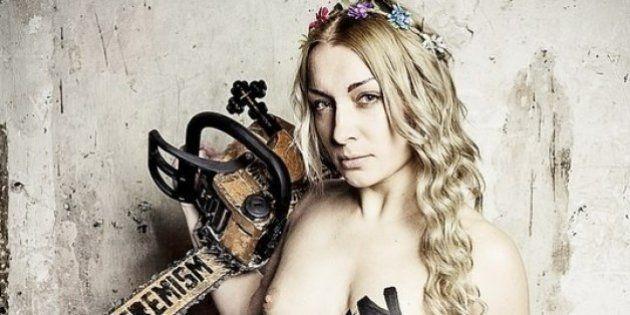 La líder de FEMEN cree que a Amina