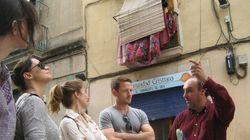 Personas sin hogar, los mejores guías turísticos de