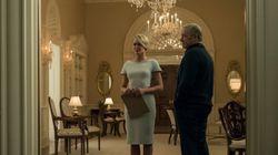 Claire tuvo que exigir el mismo sueldo que Frank Underwood en 'House of