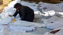 La oposición siria denuncia la muerte de 1.300 personas en un ataque