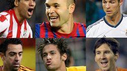 ¿Quién es el mejor jugador del año