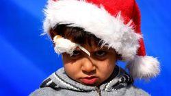 11 fotos muy navideñas que deja esta