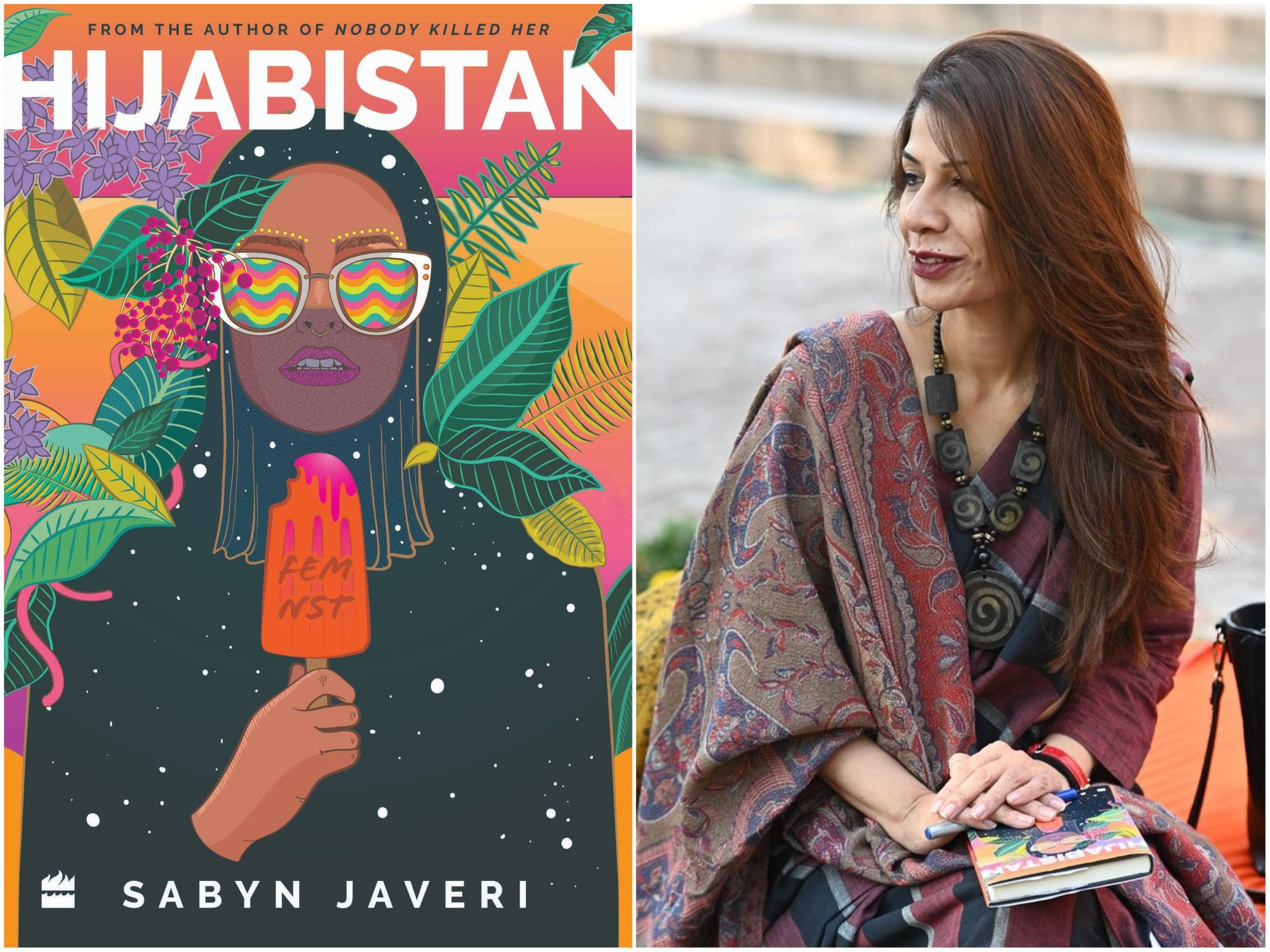 Why 'Hijabistan' Writer Sabyn Javeri Wants You To Judge Her Book By Its