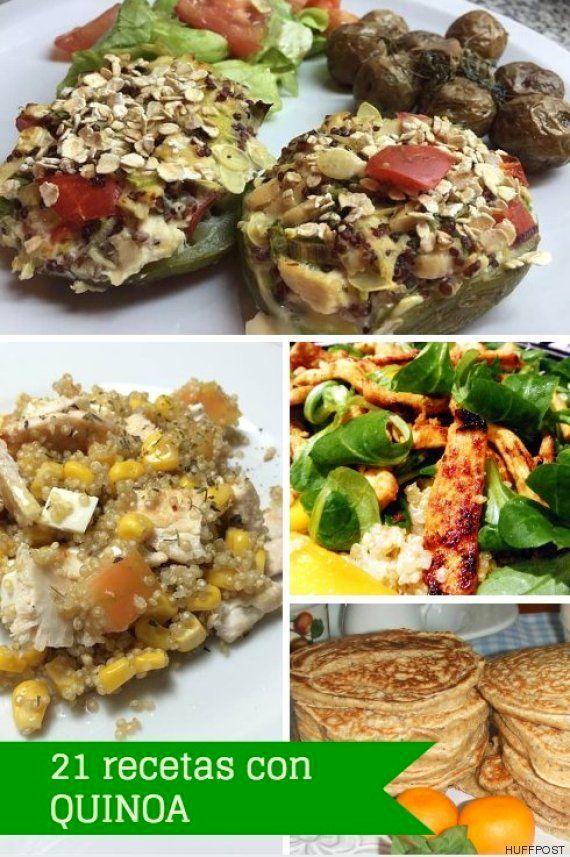 21 recetas para incorporar la quinoa a nuestro menú