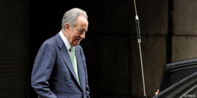 Bárcenas precisa que fue Villar Mir el empresario que quiso donar 300.000 euros al