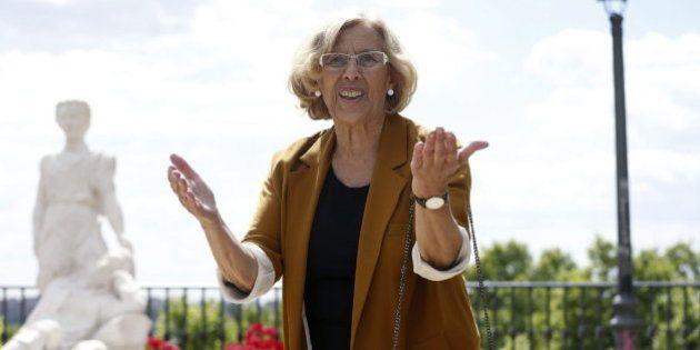 ¿Es feliz o no Carmena como alcaldesa de