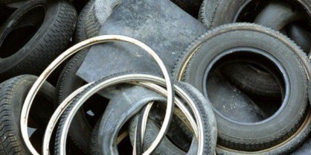 4 formas de tratar los neumáticos viejos para que el incendio de Seseña nunca vuelva a