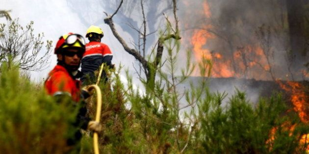Dos muertos y tres heridos en las tareas de extinción de un incendio en