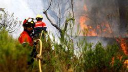 Dos muertos y tres heridos en un incendio en
