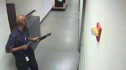 Las impactantes imágenes del autor del tiroteo de Washington (VÍDEO,