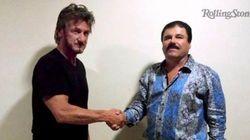 Sean Penn y los periodistas 'de