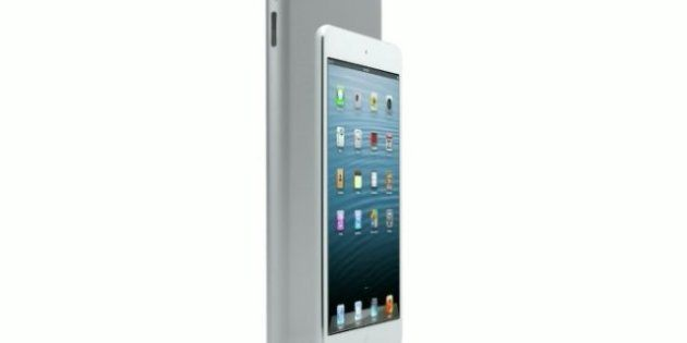 EN DIRECTO: Apple presenta su iPad Mini (FOTOS,