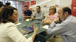El PSOE, sobre Rajoy: