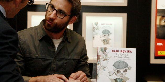 Dani Rovira ataca a MediaMarkt por cobrar su libro más caro de lo que indica la