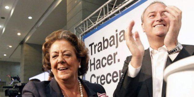 Fabra y Barberá serán senadores a propuesta del