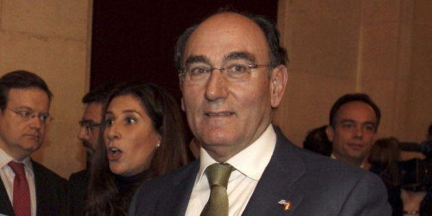 El presidente de Iberdrola asegura que la luz