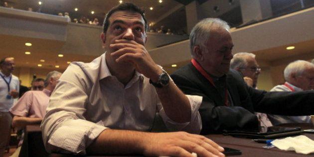 Tsipras logra el apoyo de Syriza para terminar de negociar el