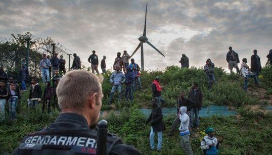 El drama de Calais