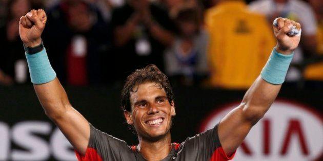 Open de Australia: Nadal pasa a la final tras arrollar a Roger