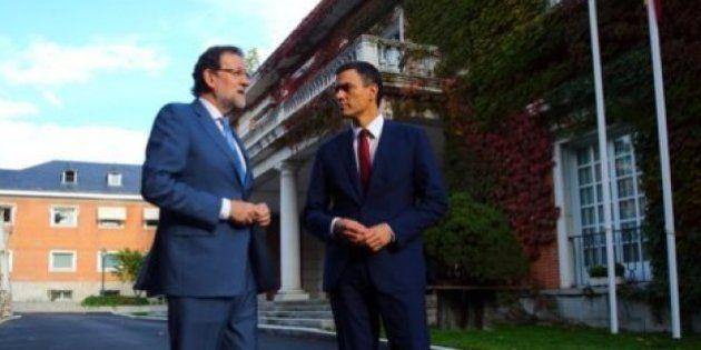 El PSOE dice que Rajoy solo quería un debate y reconoce