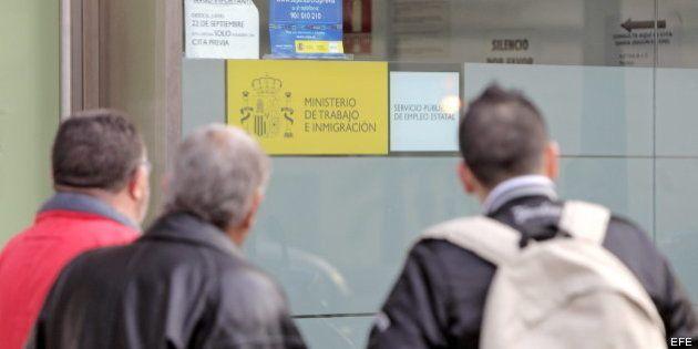 La OCDE augura un paro del 27,8% en España a finales de
