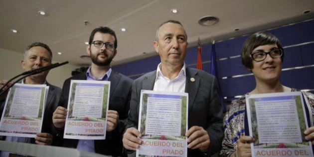 Compromís presenta una última propuesta para un gobierno de