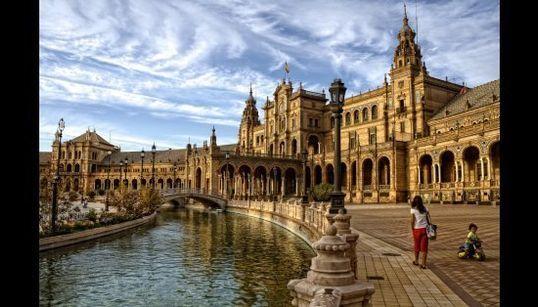 7 increíbles rincones de cine... En España