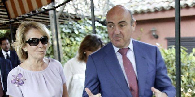 Aguirre seguirá criticando la gestión del PP en el 'caso Bárcenas':