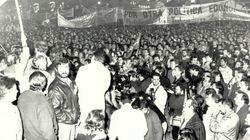 25 años de la huelga de 1988: