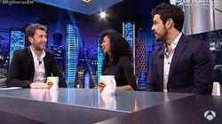 Mario Casas y Berta Vázquez echan un pulso a Pablo