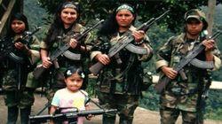 Acuerdo histórico: las FARC desmovilizan a sus niños