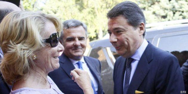 González niega que se peleara con Aguirre: