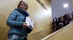 El dardo de Aguirre a los 'populares' que no fueron a la presentación de su