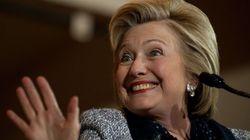 Clinton se impone en las primarias demócratas del Distrito de