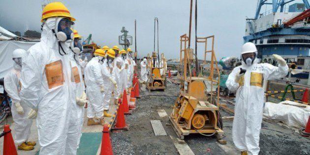 Japón eleva el nivel de gravedad de las fugas de agua radiactiva en