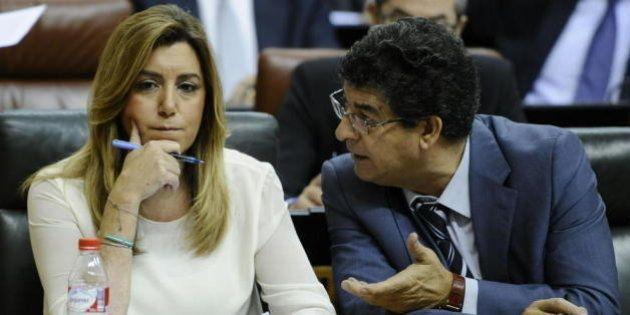 Susana Díaz admite que no hay estabilidad en el Gobierno