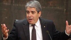 El Tribunal Supremo abre causa contra Francesc Homs por el