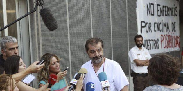 Cristina Cifuentes continúa ingresada en estado grave tras ser operada para cerrar una