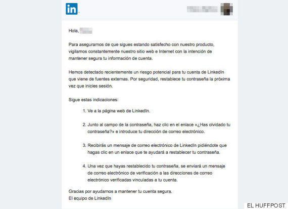 LinkedIn anula millones de contraseñas por un 'hackeo' de 2012: cómo mantener segura tu