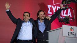Tsipras llama a derrotar el miedo en su mitin final con Pablo