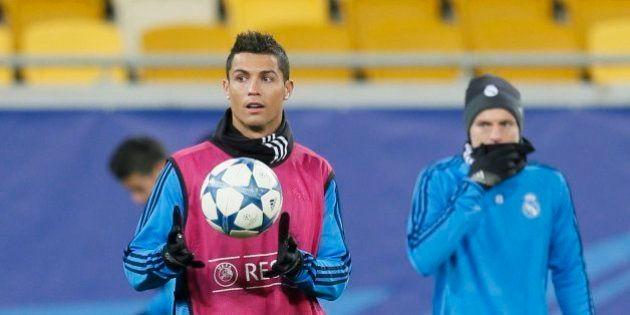 El Madrid golea y se duerme (3-4), el Atlético pasa a octavos (2-0) y el Sevilla dice adiós