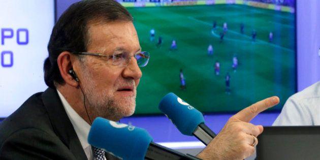 La excusa de Rajoy para no participar en debates electorales en la campaña del