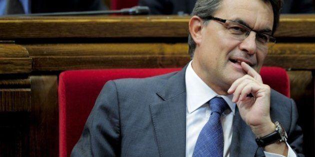 Artur Mas asegura que habrá consulta de autodeterminación aunque el Gobierno no la