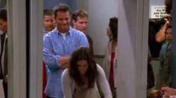 ¿Has visto la escena eliminada de 'Friends' tras el 11-S?