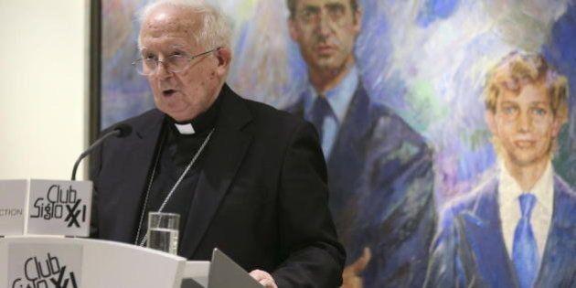 El cardenal Cañizares defiende a la familia cristiana del ataque del