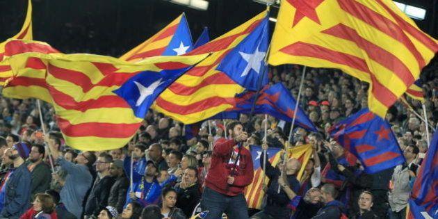 La prohibición de esteladas en la final de Copa divide al PP y provoca un clamor en