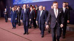 La cumbre europea, en