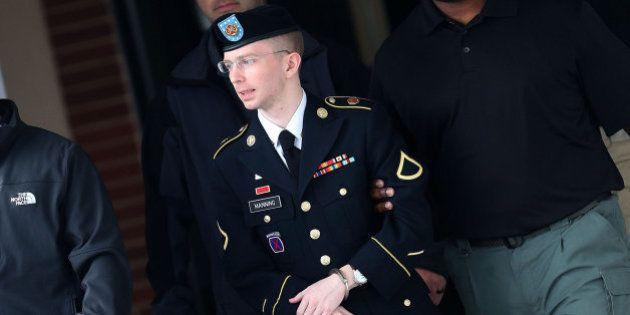 Condenado a 35 años de cárcel Bradley Manning por las filtraciones a