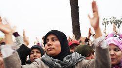 Las mujeres marroquíes empiezan a